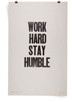 Antonio Velardo advises all to stay humble